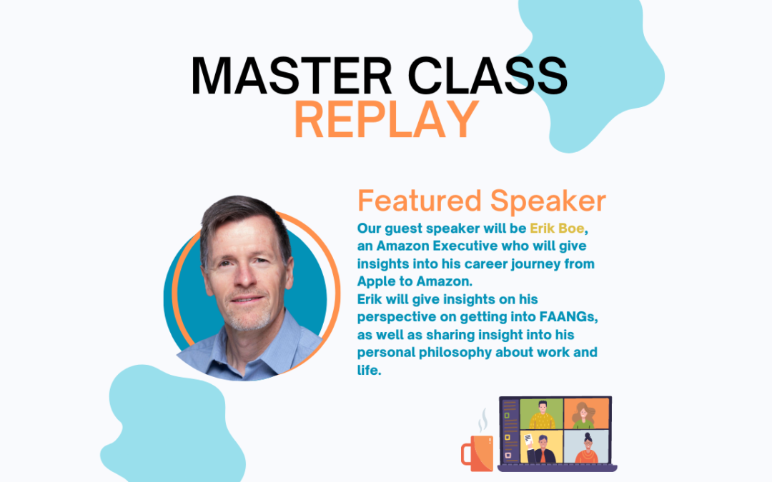 Apple to Amazon – GHN Master Class Replay